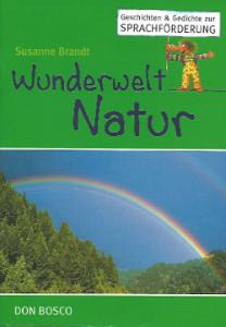 Cover Wunderwelt Natur