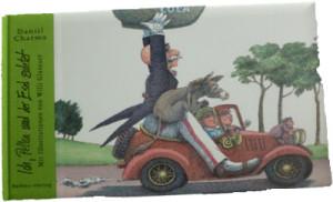 Ich, Petka und der Esel zuletzt; Daniil Charms Illustrationen: Willi Glasauer Aufbau-Verlag 2007