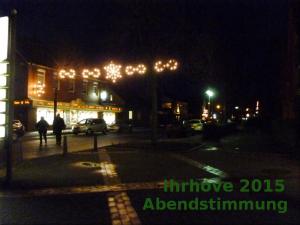 Abendstimmung 2015 in Ihrhove