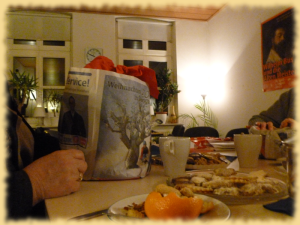 Beginengruß aus dem Haus Wohltat 2015