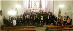 Adventssingen in der kath. Kirche St. Bernhard in Flachsmeer 2015